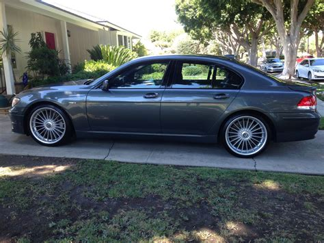 2008 Bmw Alpina B7 For Sale On Bat Auctions