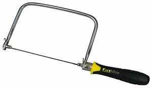 Stanley Coping Saw Blades 4-Card
