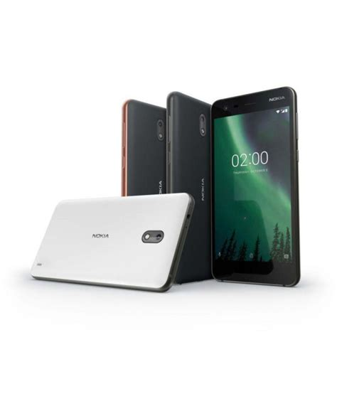 nokia black grey 2 8gb mobile phones at low prices snapdeal india