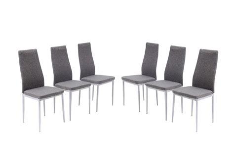 chaise pas cher grise chaise grise salle a manger pas cher le monde de léa