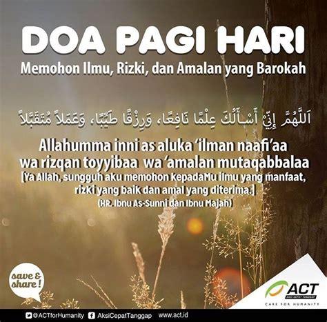 doa pagi hari islam bergambar nusagates