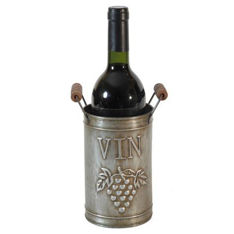 étagère à vin pot de re serve 224 vin en zinc par antic line