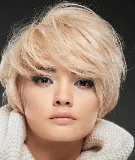 Hairstyles For With Shaped Faces by Best Hairstyles For Pear Shaped Pixie