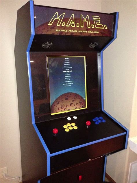 mame arcade cabinet diy mame 0 138 roms part 01 rom