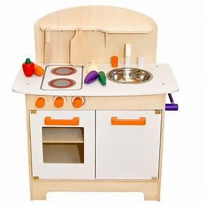 Kinderküche Holz Ikea : glow2b kinderk che aus holz weiss inklusive zubeh r ~ Markanthonyermac.com Haus und Dekorationen