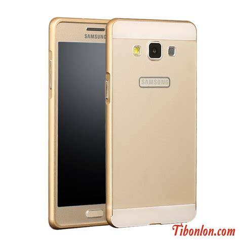 protection pour smartphone samsung or corail samsung galaxy a5 achat portable pas cher