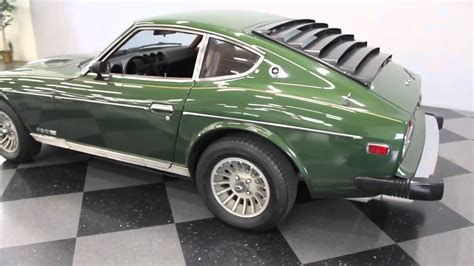 78 Datsun 280z For Sale by 1507 78 Datsun 280z Mov