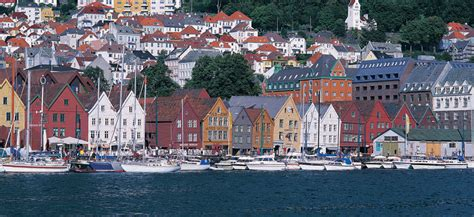Bergen, Norway - Royal Caribbean International