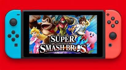 Nintendo Switch Smash Bros Super Ultimate Roster