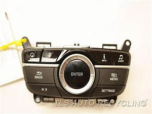 2015 Acura Tlx Radio Audio    Amp - 39050302 - Used