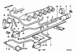 Original Parts For E34 M5 3 8 S38 Sedan    Engine   Vacuum