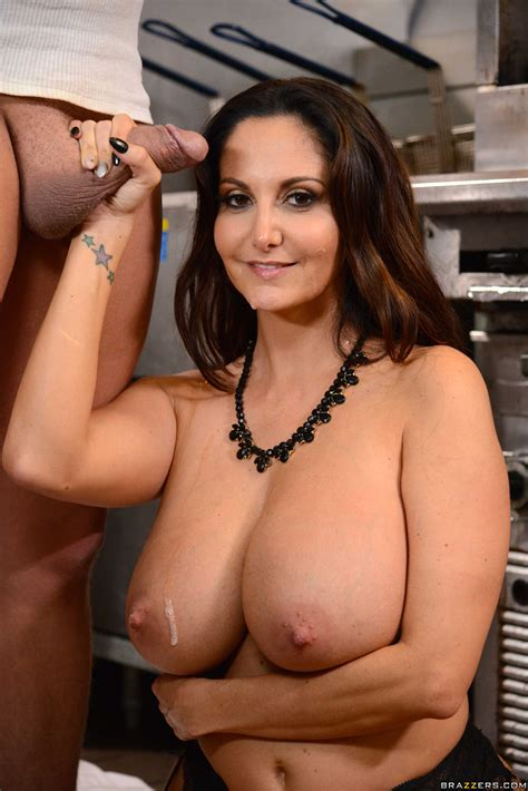 Hot Milf With Big Tits Is Horny Photos Ava Addams Milf Fox