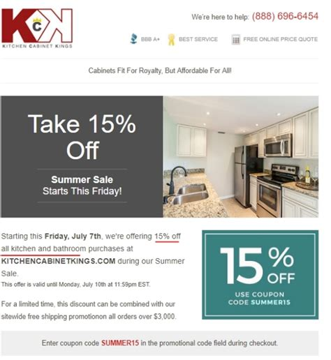 kitchen cabinet kings coupon 8 off kitchen cabinet kings coupon code 2017 promo code