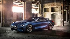 BMW Concept 8 Series 2018 4K Wallpapers HD Wallpapers