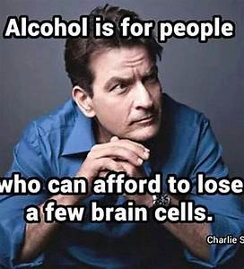 Two & a Half Me... Alcohol Hurts Quotes