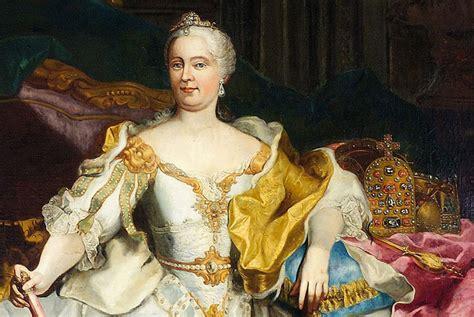 maria theresia  schloss eggenburg graz austria