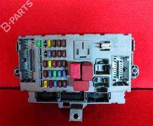 Citroen Jumper Fuse Box