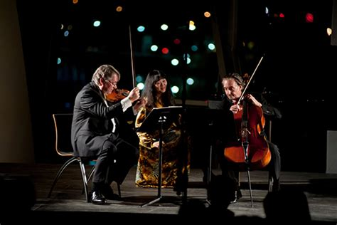 November Arts Events Include Classical Music Trio, 'star