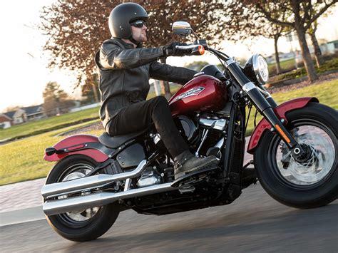 Harley-davidson Softail Slim Review
