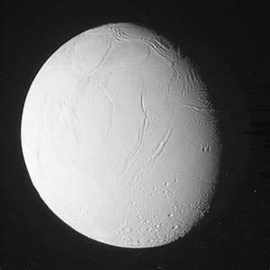 Cassini Flies Through Enceladus's Plume - Sky & Telescope