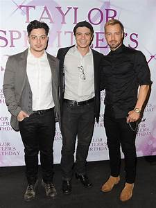 Joey, Matthew, and Andrew Lawrence | Celebrity Siblings ...