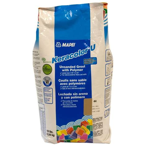 mapei sanded grout mapei keracolor 10 lb pearl gray unsanded grout 81910 the home depot