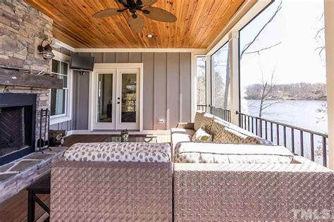 House Plans With Screened Porches by Cottage Style House Plan Screened Porch By Max Fulbright