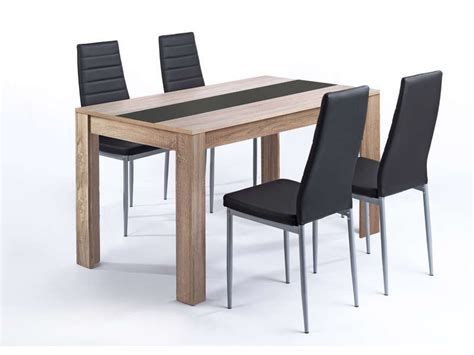 but table de cuisine et chaises ensemble table et 4 chaises pegasus vente de ensemble