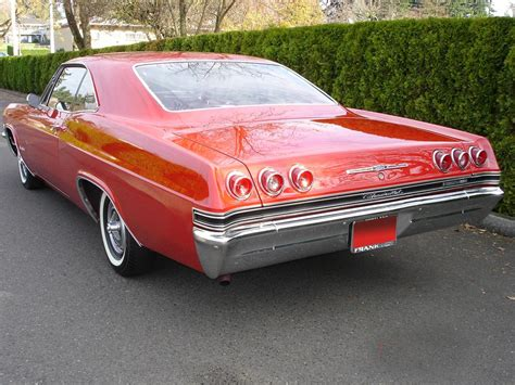 1965 Chevy Impala Ss Interior, Colors, Pictures, Specs