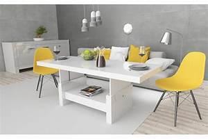 Tisch Weiß Hochglanz Ausziehbar : design couchtisch h 111 wei hochglanz schublade h henverstellbar ausziehbar tisch ~ Buech-reservation.com Haus und Dekorationen