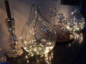 Dame Jeanne Deco : deco vase guirlande lumineuse ~ Teatrodelosmanantiales.com Idées de Décoration
