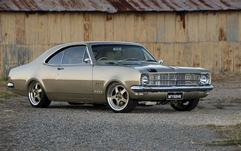 American Muscle Cars… Custom Holden Monaro » Usa American
