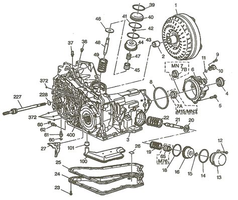 2006 Pontiac Montana Engine Diagram by 2004 Montana Just Changed Transmission Fluid And Filter