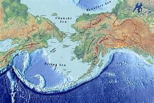 Bering Sea Map | My Blog