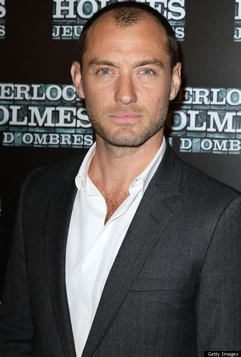 Jude Law Reveals Drastic Hair Loss