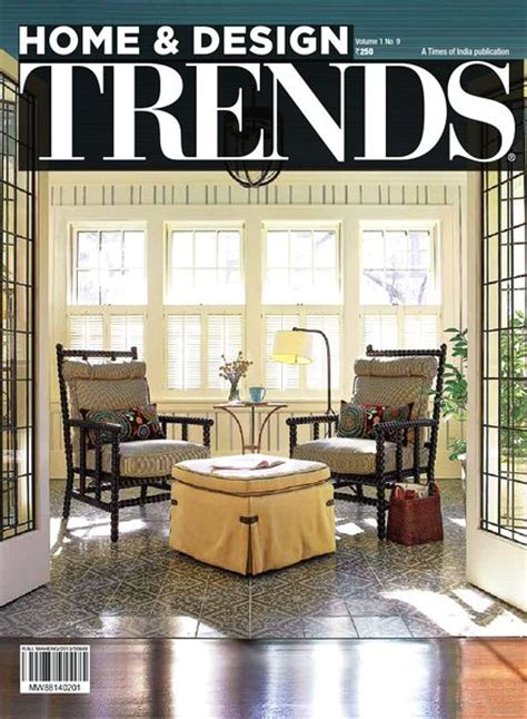 Download Home & Design Trends Magazine Vol1, N 9 Pdf