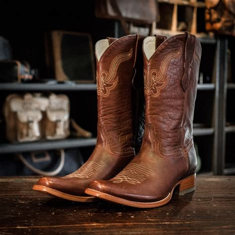 Western Boat by Ruidoso Bison Western Boot By Buffalo Jackson Trading Co