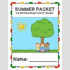 Summer Review Packet  Going Into 2nd Grade  Summer, Math And 2nd Grades
