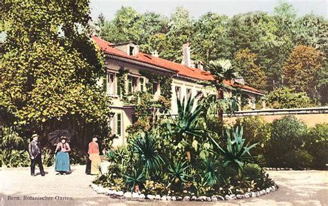Botanischer Garten Bern by Bak67 Bern Botanischer Garten