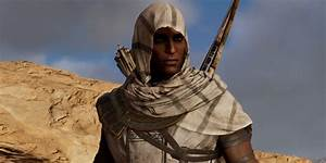 Assassin's Creed Origins PSA: You Can Change Bayek's ...