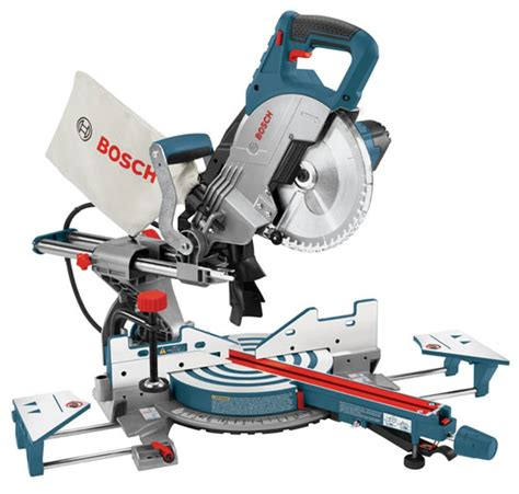 Bosch Compact 8″ Sliding Miter Saw Cm8s