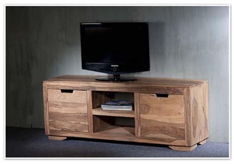meuble tv 2 portes 2 niches naturel saka palissandre naturel
