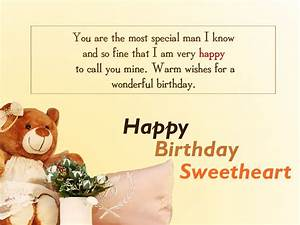 145+ Best Romantic Birthday Wishes for Boyfriend - Quotes ...