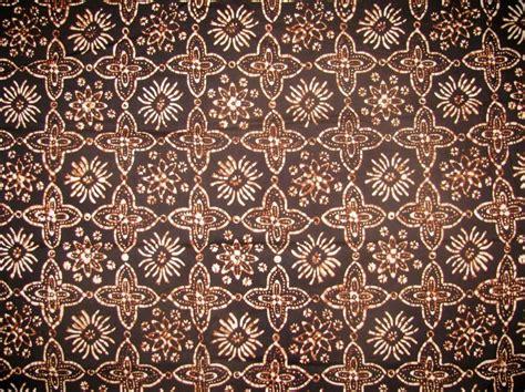 gambar sketsa motif batik keren koleksi gambar