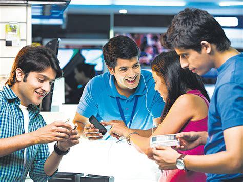 ecommerce driving  indian smartphone market