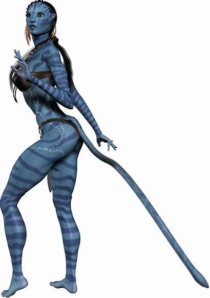 Avatar Neytiri Transparent Fiction Purepng Saldana