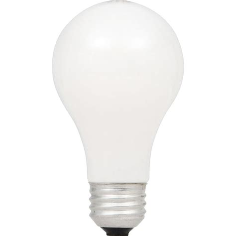 Eco Light by Ecosmart 100w Equivalent Eco Incandescent A19