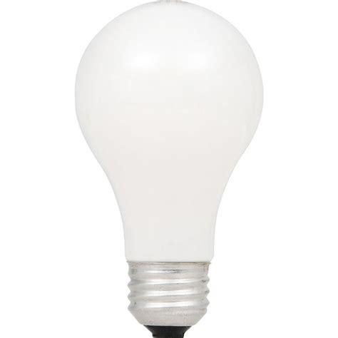 ecosmart light bulbs ecosmart 100w equivalent eco incandescent a19