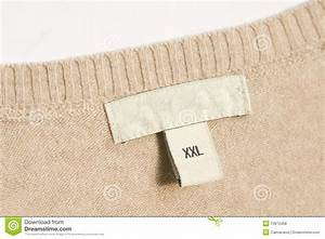 clothing label stock photo image of message sale With blank woven labels