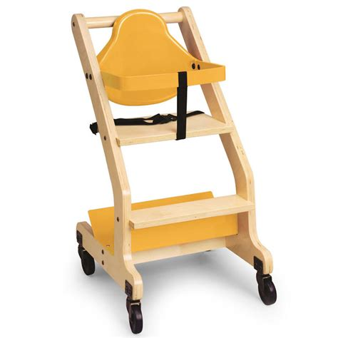 Koala Kare Designer High Chair by Koala Kare Products Bistro High Chair